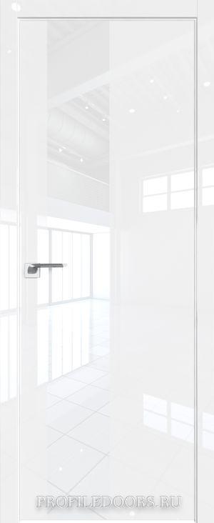 5LK Белый люкс Лак классик ABS в цвет с 4-х сторон