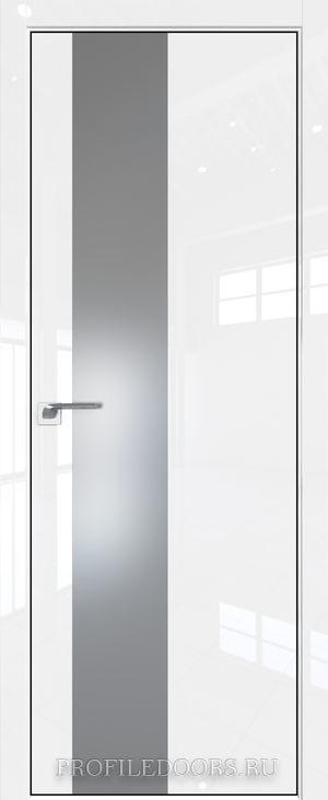 5LK Белый люкс Lacobel Серебряный лак Black Edition с 4-х сторон