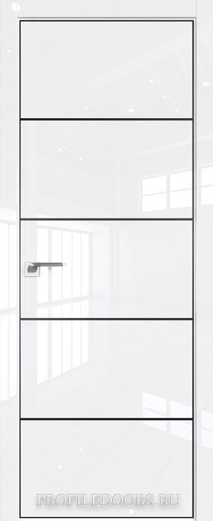 7LK Белый люкс Black Edition с 4-х сторон