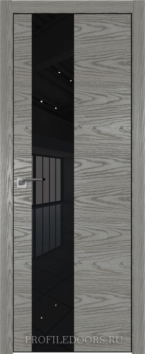 5NK Дуб SKY Denim Lacobel Черный лак ABS в цвет с 4-х сторон