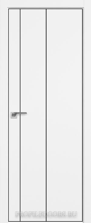 43SMK Белый матовый Black Edition с 4-х сторон