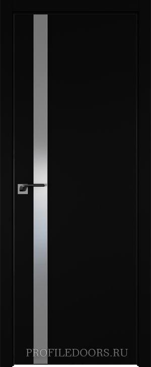 6SMK Черный матовый Lacobel Серебряный лак Black Edition с 4-х сторон