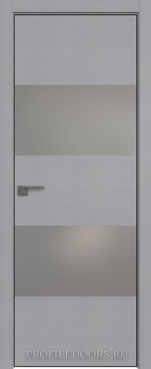 10STK Pine Manhattan Grey Lacobel Серебряный лак Black Edition с 4-х сторон