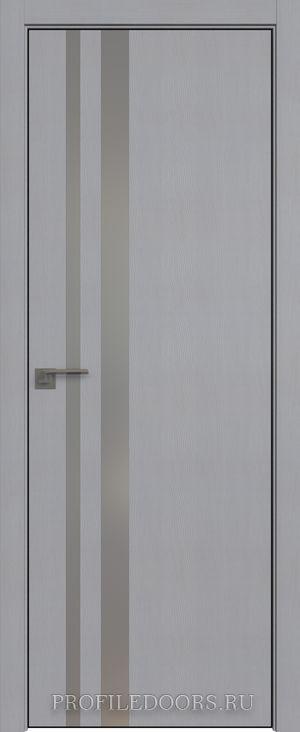 16STK Pine Manhattan Grey Lacobel Серебряный лак Black Edition с 4-х сторон