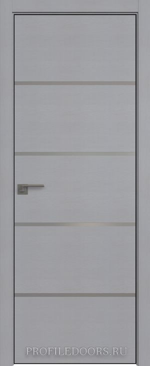 20STK Pine Manhattan Grey Lacobel Серебряный лак Black Edition с 4-х сторон