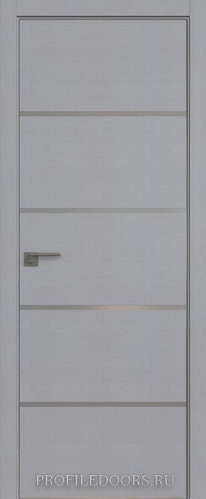 20STK Pine Manhattan Grey Lacobel Серебряный лак Матовая с 4-х сторон
