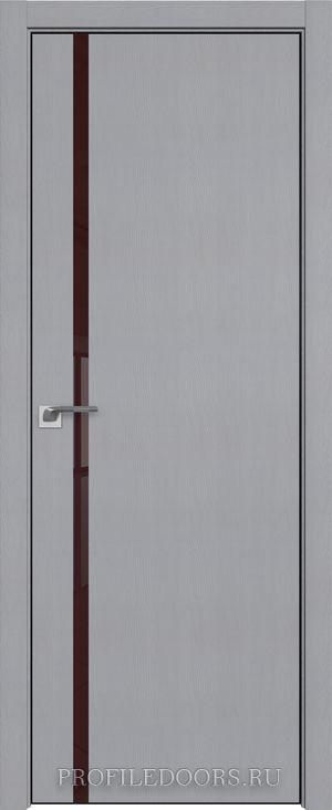 22STK Pine Manhattan Grey Lacobel Коричневый лак Black Edition с 4-х сторон
