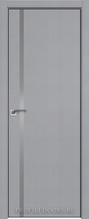 22STK Pine Manhattan Grey Lacobel Серебряный лак Black Edition с 4-х сторон