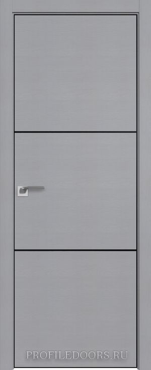 2STK Pine Manhattan Grey Black Edition с 4-х сторон