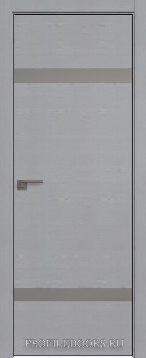 3STK Pine Manhattan Grey Lacobel Серебряный лак Black Edition с 4-х сторон