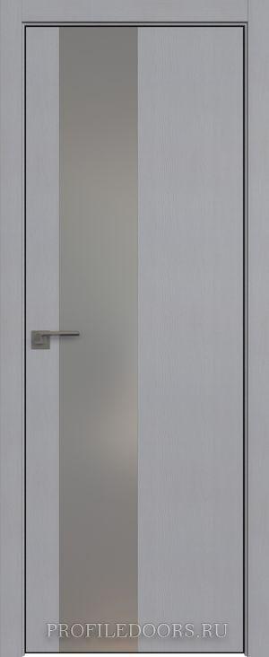 5STK Pine Manhattan Grey Lacobel Серебряный лак Black Edition с 4-х сторон