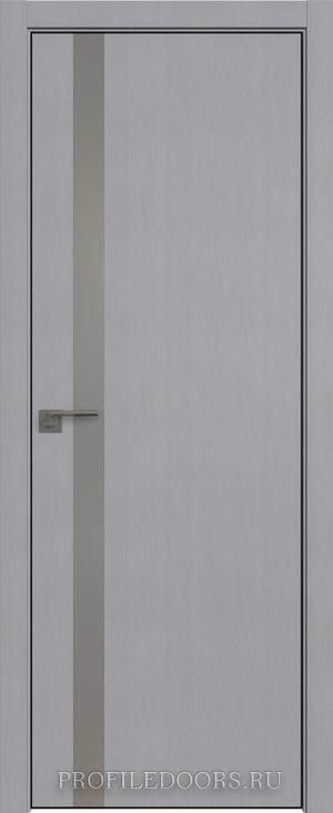 6STK Pine Manhattan Grey Lacobel Серебряный лак Black Edition с 4-х сторон