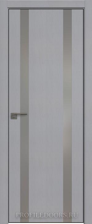 9STK Pine Manhattan Grey Lacobel Серебряный лак Black Edition с 4-х сторон