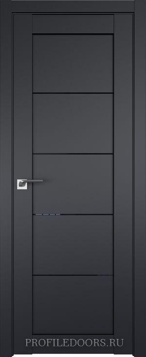 2.11U Черный матовый Черный триплекс