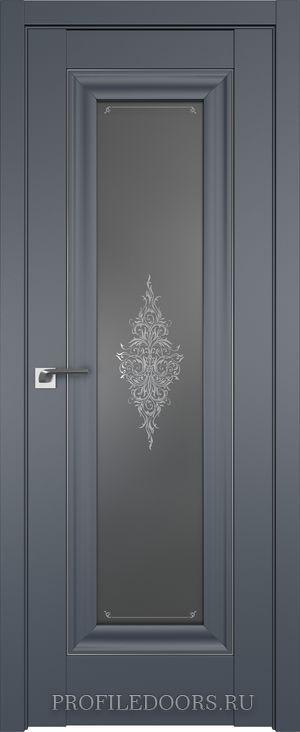24U Антрацит Кристалл графит Серебро