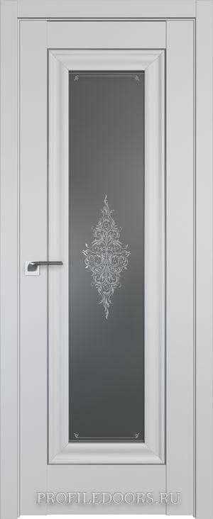24U Манхэттен Кристалл графит Серебро