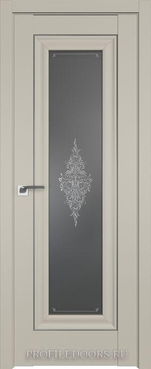 24U Шеллгрей Кристалл графит Серебро