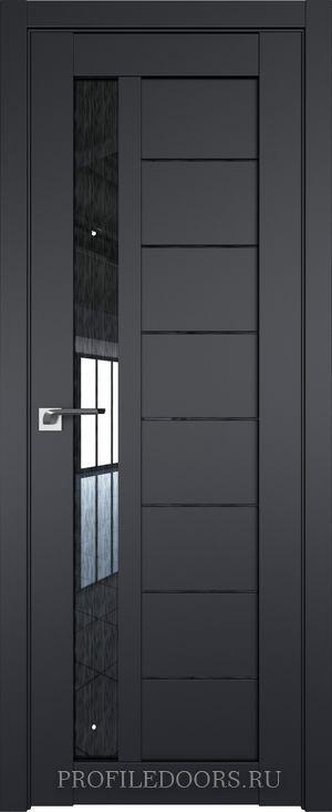 37U Черный матовый Дождь чёрный