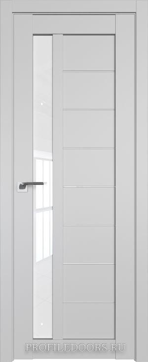 37U Манхэттен Белый триплекс