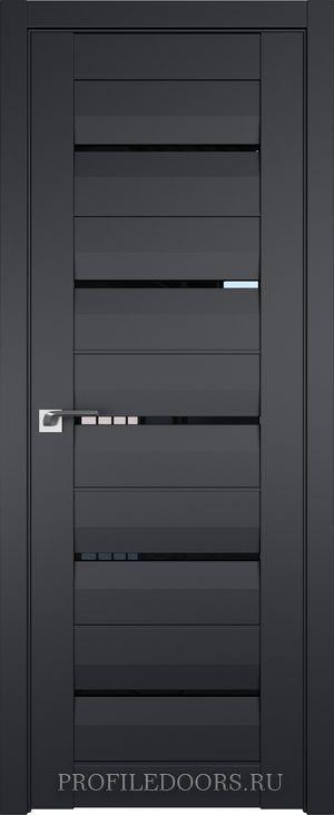 48U Черный матовый Черный триплекс