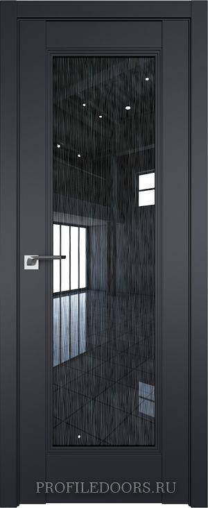 65U Черный матовый Дождь чёрный