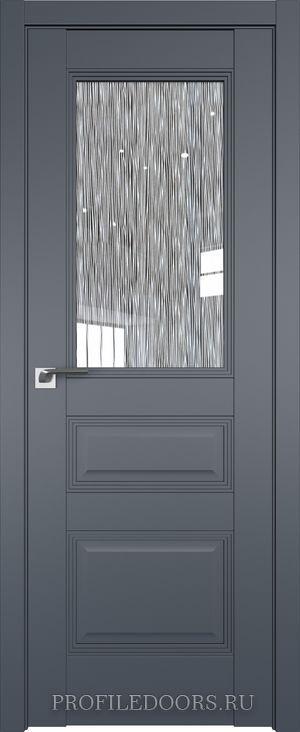 67U Антрацит Дождь белый