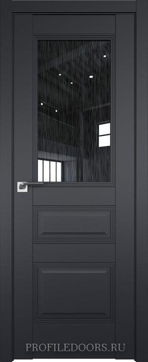 67U Черный матовый Дождь чёрный