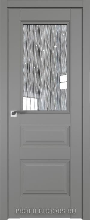 67U Грей Дождь белый