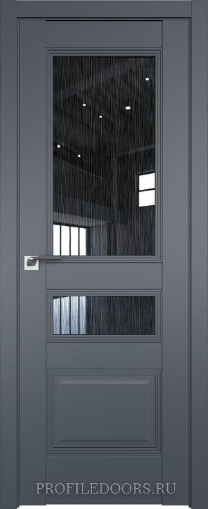 68U Антрацит Дождь чёрный