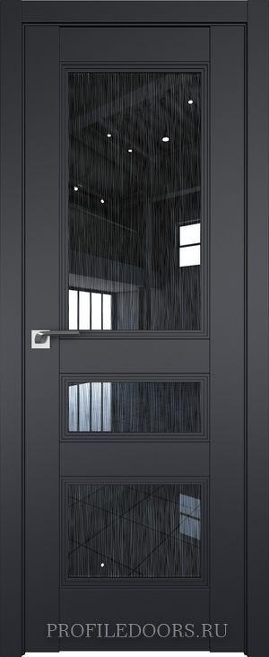 69U Черный матовый Дождь чёрный