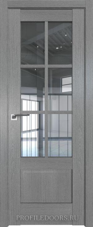 103XN Грувд серый Прозрачное