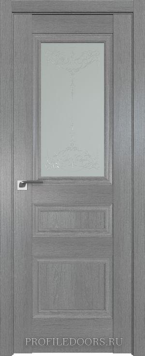 2.39XN Грувд серый Франческа кристалл