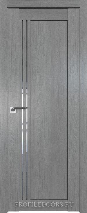 2.50XN Грувд серый Прозрачное