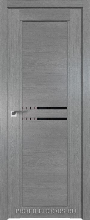 2.75XN Грувд серый Черный триплекс