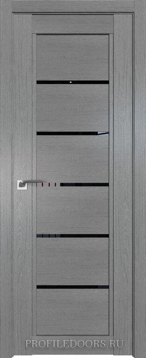 2.76XN Грувд серый Черный триплекс