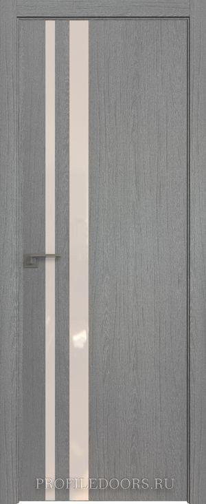 16ZN Грувд серый Lacobel Перламутровый лак ABS в цвет с 4-х сторон