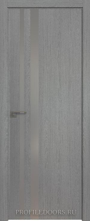 16ZN Грувд серый Lacobel Серебряный лак ABS в цвет с 4-х сторон