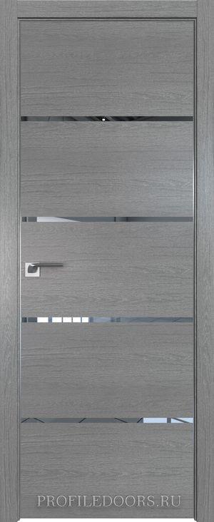 20ZN Грувд серый Зеркало Матовая с 4-х сторон