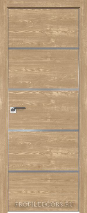 20ZN Каштан натуральный Lacobel Серебряный лак Матовая с 4-х сторон