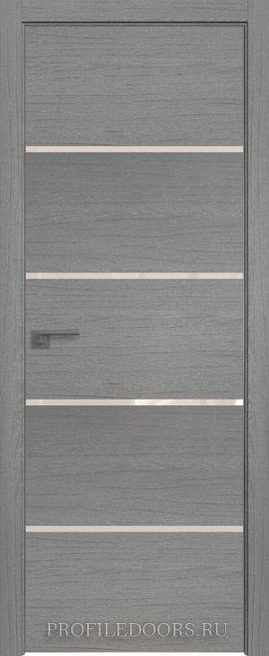 20ZN Грувд серый Lacobel Перламутровый лак Матовая с 4-х сторон