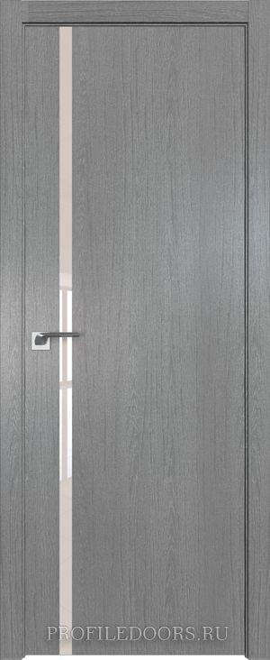 22ZN Грувд серый Lacobel Перламутровый лак ABS в цвет с 4-х сторон