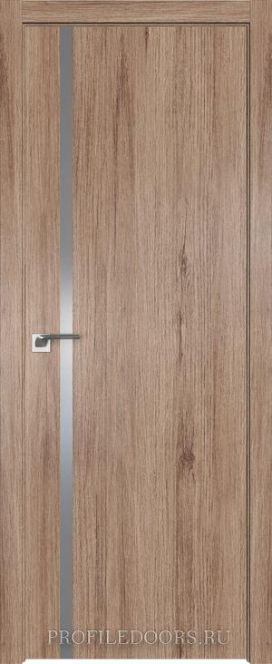 22ZN Салинас светлый Lacobel Серебряный лак ABS в цвет с 4-х сторон