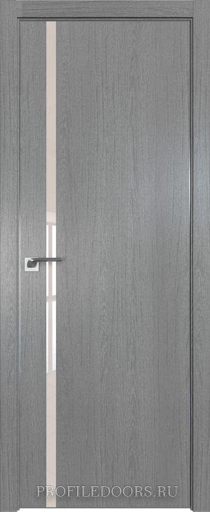 22ZN Грувд серый Lacobel Перламутровый лак Матовая с 4-х сторон