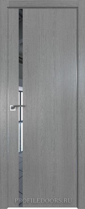 22ZN Грувд серый Зеркало Матовая с 4-х сторон
