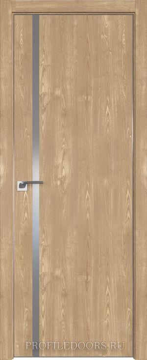 22ZN Каштан натуральный Lacobel Серебряный лак ABS в цвет с 4-х сторон