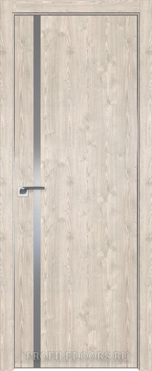 22ZN Каштан светлый Lacobel Серебряный лак ABS в цвет с 4-х сторон