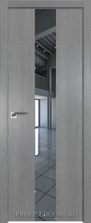 25ZN Грувд серый Зеркало ABS в цвет с 4-х сторон