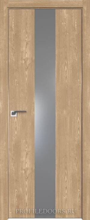 25ZN Каштан натуральный Lacobel Серебряный лак ABS в цвет с 4-х сторон