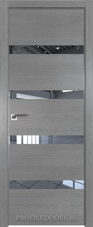 26ZN Грувд серый Зеркало Матовая с 4-х сторон