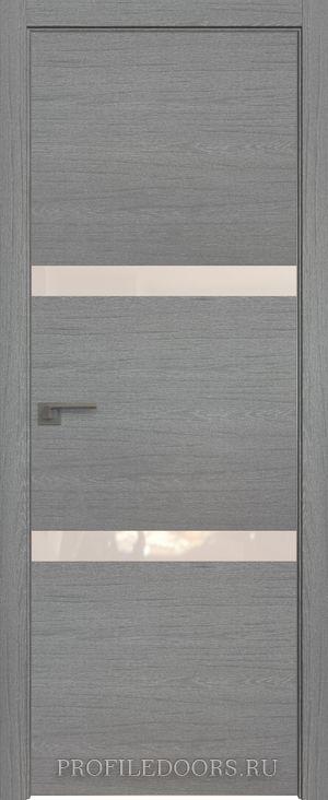 30ZN Грувд серый Lacobel Перламутровый лак Матовая с 4-х сторон